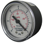 "HAYWARD | VACUUM GAUGE, 1/8"" MPT,BACK CONNECTION 