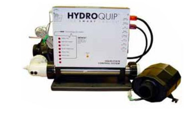 HYDROQUIP | SPA PACK | ES9700-C