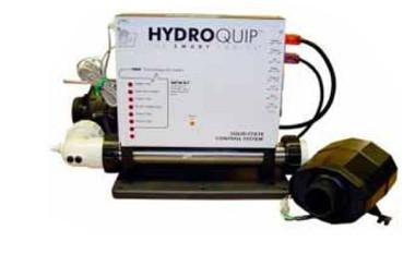 HYDROQUIP   SPA PACK   ES9700-E