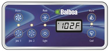 BALBOA | STANDARD M SERIES, 2 PUMP | PN53189
