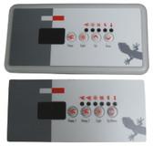 GECKO S-CLASS | ELECTRONIC SPA CONTROL | TSC-18