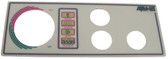 LEN GORDON | FACEPLATE LABEL, 3 BUTTON | 930243-401