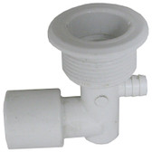 "BALBOA/PENTAIR | BODY WITH CHECK VALVE, 3/8""AIR X 3/4""SLIP WATER 