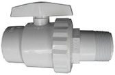 HAYWARD | BALL-TYPE DRAIN VALVE WITH NIPPLE | SP0723