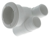 "WATERWAY | 1""S AIR x 1""S WATER, TEE BODY 