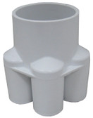 "WATERWAY | 2"" SLIP, (5) ¾"" SLIP PORTS 