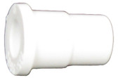 "CUSTOM MOLDED PLASTICS | 3/4"" SPIGOT PLUG (GLUES INSIDE 3/4"" BARB) 