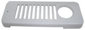 HYDRO AIR | SKIMMER FACE PLATE-WHITE | 10-6520