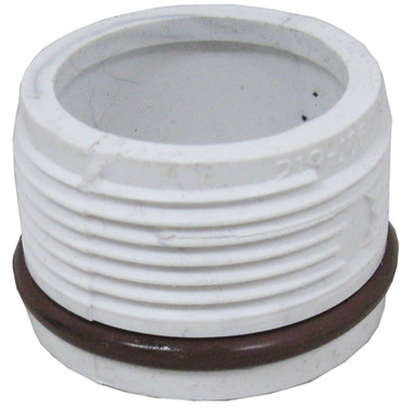 WATERWAY   THREADED RETAINER RING WITH O-RING   212-4700