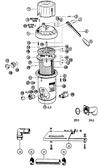 HAYWARD   FLEX TUBE NEST EC-75   ECX125175