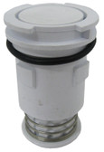 A & A MANUFACTURING CLEANING HEADS | STYLE III, HIGH FLOW INTERNAL, WHITE | 553422