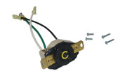 HAYWARD/GOLDLINE   TWIST-LOCK PUMP OUTLET, 120V/20A   GLX-TLOUTLET-20