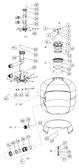 ASTRAL | PLUG GASKET | 720R2550050