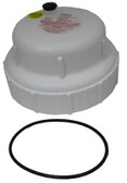 KING NEW WATER FEEDER | CAP WITH O-RING FOR MODEL 400 | 01229412