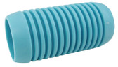 "BARACUDA/ZODIAC ALPHA 3 & ALPHA 3 PLUS | 4 1/2"" CONNECTOR - AQUA 