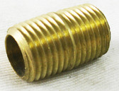 "PENTAIR | NIPPLE, 1/4"" X 3"" NPT 