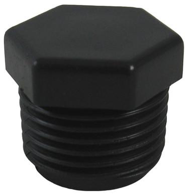 "PENTAIR   PLUG, 1/2"" MPT PVC   172134"