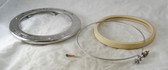PENTAIR | FACE RING ASSY, STAINLESS STEEL | 600095