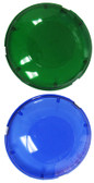 PENTAIR/AMERICAN PRODUCTS   LENS COVER KIT (BLUE & GREEN)   619551