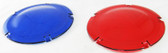 PENTAIR | LENS COVER COLOR KIT (RED & BLUE) | 79105400