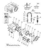 ROLA-CHEM | MOTOR & GEAR ASSY RC 50 240V | 524721
