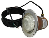 PENTAIR STA-RITE | 500 WATT, 120 VOLT, CHROME PLATED BRASS FACE RING | 05086-050