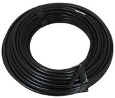 STENNER | LEAD TUBE, BLACK 100' X 1/4"
