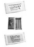 ULTRA PURE   OZONE DETECTION KIT SERVICE INDUSTRY KIT 20 TESTS PER PACK   1008070