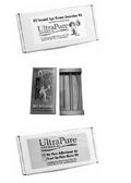 ULTRA PURE   OZONE DETECTION KIT RETAIL PACKAGED KIT 18 KITS PER CASE   1008069