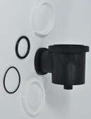 CARETAKER | O-RING KIT W/MOLDED TEE ASSY | 3-7-625