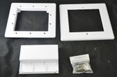 PENTAIR | FACE plate kit, white | R172555WH
