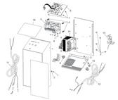 ZODIAC | BLACK PCB STANDOFF | W001091