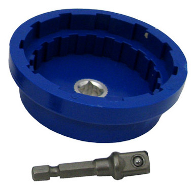 WATERCO | DUAL GEOMETRY SOCKET  (SYSTEM 3 KNOB TOOL) | MTJ-770