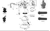 WATERWAY | Pump Base Modular | 672-7201