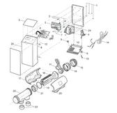 ZODIAC | LM3S CONTROL LABEL | W175981
