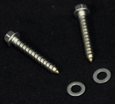 HAYWARD | POD SCREW KIT (2 SCREWS & 2 WASHERS) | AXSCR4008