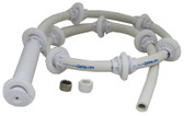 HAYWARD | SWEEP HOSE (W/ROLLERS AND CLAMP) | AX5000RSHA