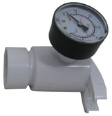 HAYWARD | SET UP PRESSURE GAUGE | AX6000PTA