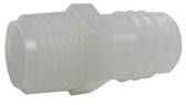 "PERMA-CAST | ADAPTER, HOSE 1/2"" MPT x 3/4"" BARB 