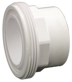 CLORMATIC | UNION HALF, 1½ THREADED SOCKET (WHITE) | PI1019