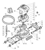 HAYWARD | MOTOR ASSEMBLY SV/EV | RCX97400