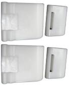 """THE POOL CLEANER   SKIRT KIT """"B"""" ( FOR TKR-4X)   896584000-105"""