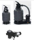 ASTRAL | MILLENIUN/ASTRAMAX SAND FILTER SYSTEMS - SINGLE SPEED | 26185
