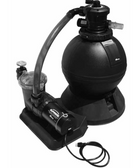 WATERWAY   CLEARWATER / HI-FLO SAND FILTER SYSTEM - TWO SPEED   522-5240-6S