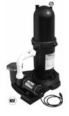WATERWAY | PROCLEAN / HI-FLO CARTRIDGE FILTER SYSTEM - SINGLE SPEED | 520-6520-6S