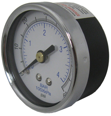 "AMERICAN PRODUCTS | GAUGE, PRESSURE 0-60 1/4"" NPT 