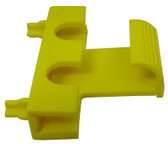 MAYTRONICS | HANDLE LATCH-YELLOW | 9985060