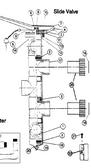 BAKER HYDRO | LOCK PIN & CHAIN ASSY. | 31B0012