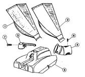 AQUA VAC 1500 | 10-32X3/8 PHIL S/TAP | 2408A