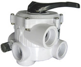 HAYWARD | COMPLETE VALVE, SIDE MNT., ALL PORTS | SP710XALL